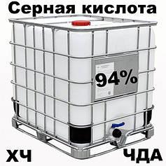 Сеная кислота ХЧ (химически чистая), ЧДА (Чистая для анализов)