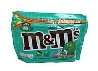 Драже M&M's с Мятой в чёрном шоколаде 272,8 г