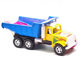 Машинка Фарго желтый 07-601