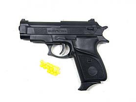 Пистолет с пульками, 14,5 см 034