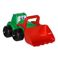 Іграшка Трактор Максик ТехноК салатовый. 0960