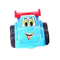 Іграшка Спортивна машина Максик ТехноК синий. 2971