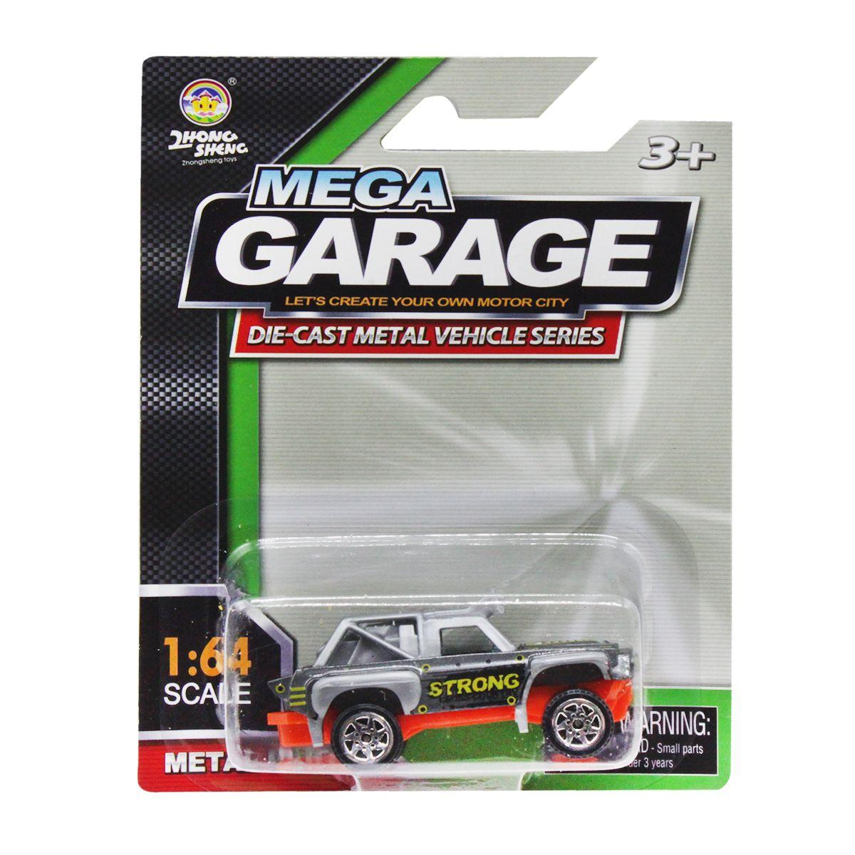 """Машинка """"Mega Garage"""", вид 2 86601-A/B"""