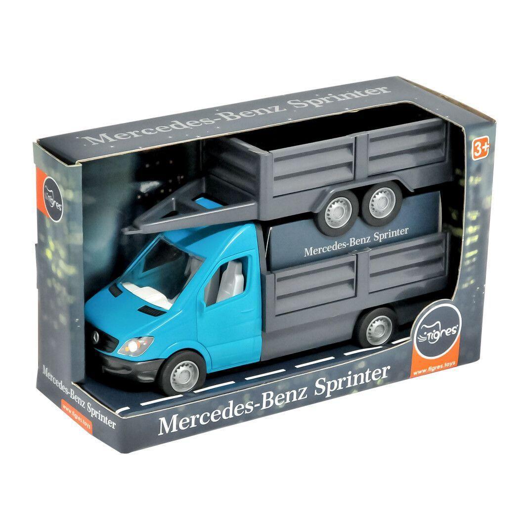 "Бортовая машина ""Mercedes-Benz Sprinter"" 39668"