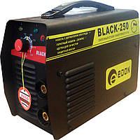 Инверторный сварочный аппарат Edon MMA 250 Black