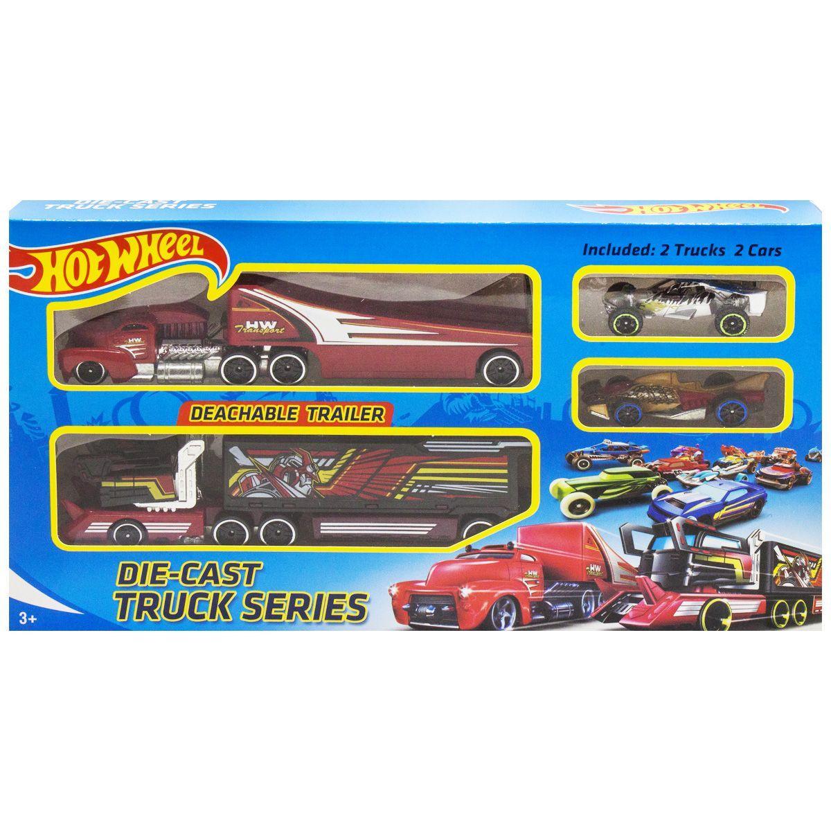 """Игровой набор """"Hot Wheel"""" T900-2A"""