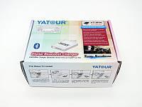Адаптер МР3 BT AUX USB Yatour YT-M09 TOY2 для штатной магнитолы Lexus / Toyota 6+6