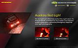 Налобный фонарь с универсальным питанием NITECORE NU35 (460LM / 10 режимов / 590 mAh+3*AAA / USB Type-С), фото 7