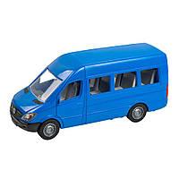 "Машина ""Mercedes-Benz: Sprinter"", синий 39657"