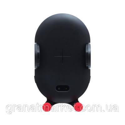 Автодержатель Wireless W3 Цвет Чёрный