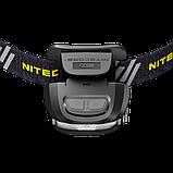 Налобный фонарь с универсальным питанием NITECORE NU35 (460LM / 10 режимов / 590 mAh+3*AAA / USB Type-С), фото 9