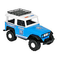 Джип полицейский 39689