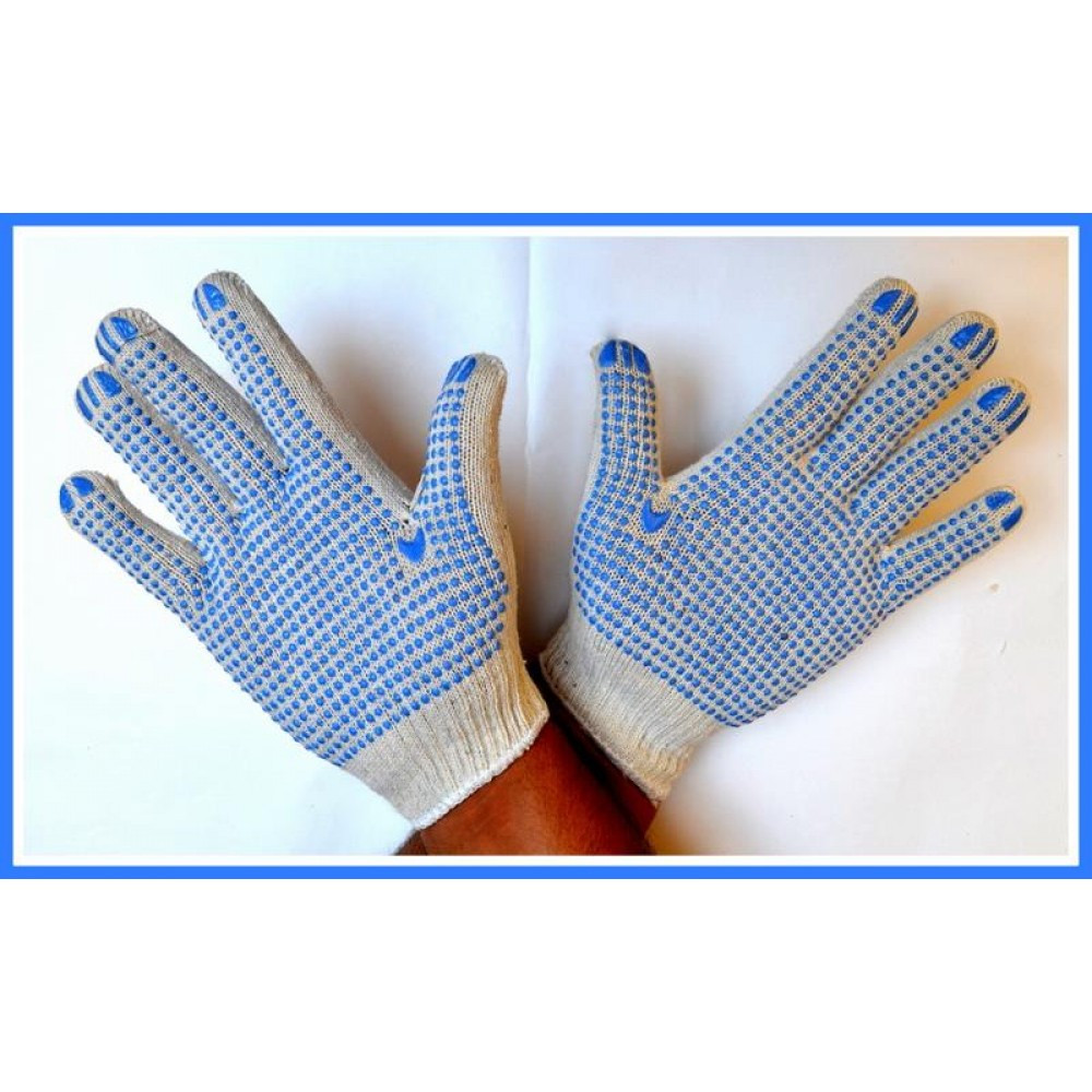 Перчатки для легких работ RT0138-1-BC