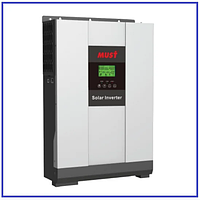 Must 5000Вт PH18-5048 Plus MPK МРРТ 80А 48В гибридный солнечный инвертор, фото 1