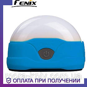 Фонарь кемпинговый Fenix CL20Rbl с 6 режимами, фонарь для туризма Феникс (CL20Rbl)