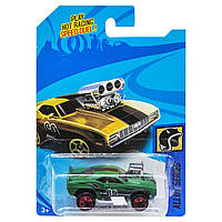 "Машина ""Racing"", зеленая RC1151"