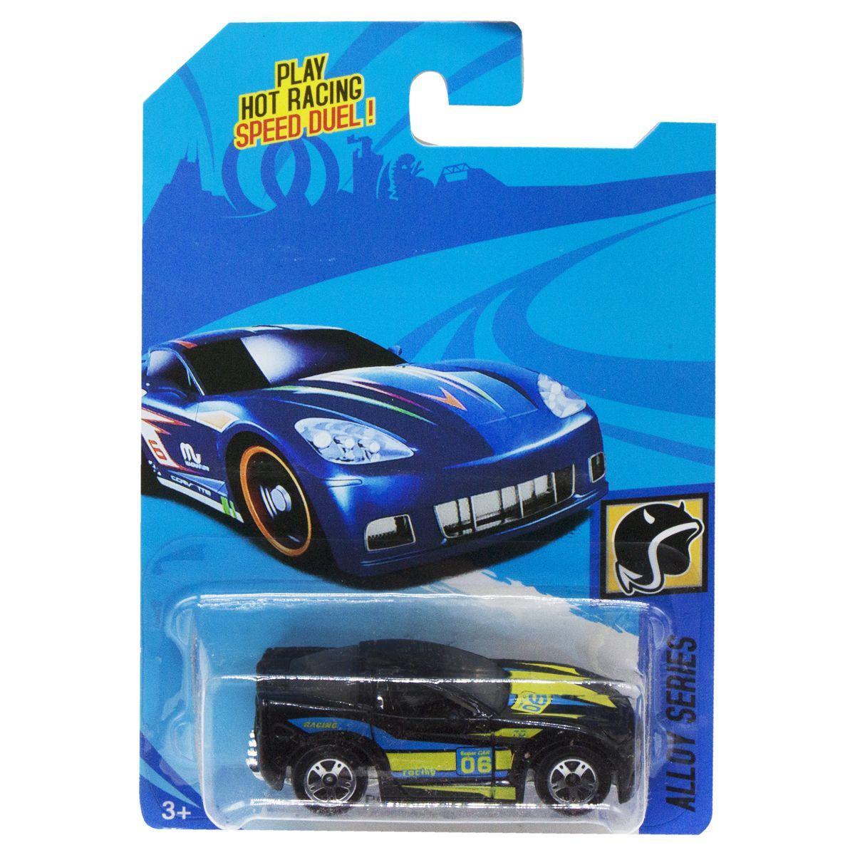 """Машина """"Racing"""", черная RC1151"""