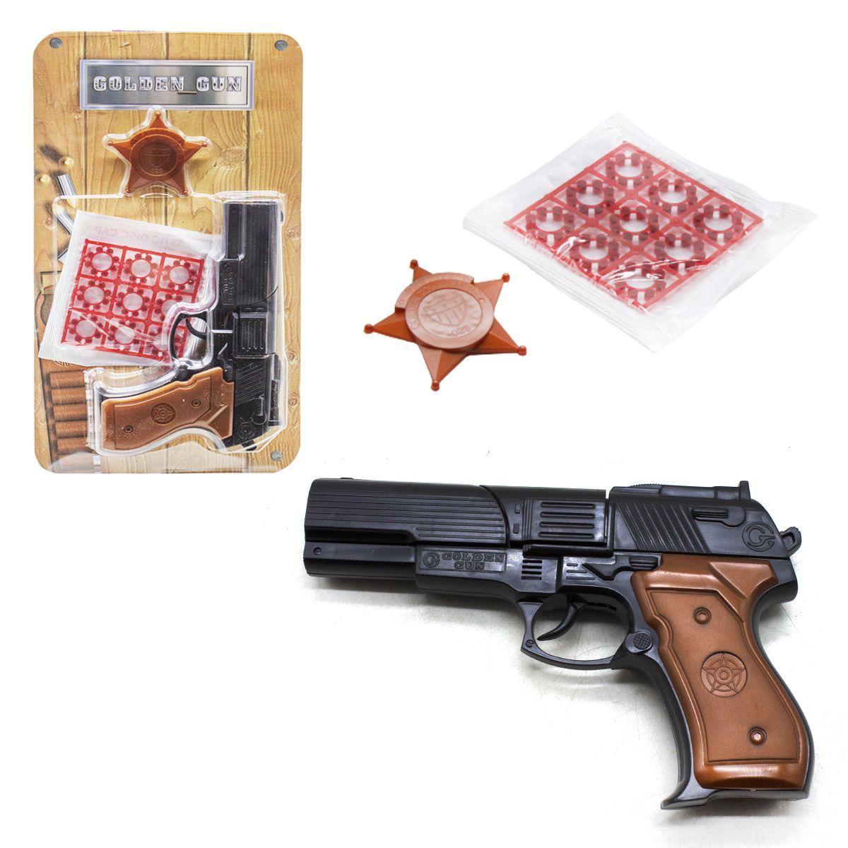"""Пистолет """"Golden Gun"""" 282"""
