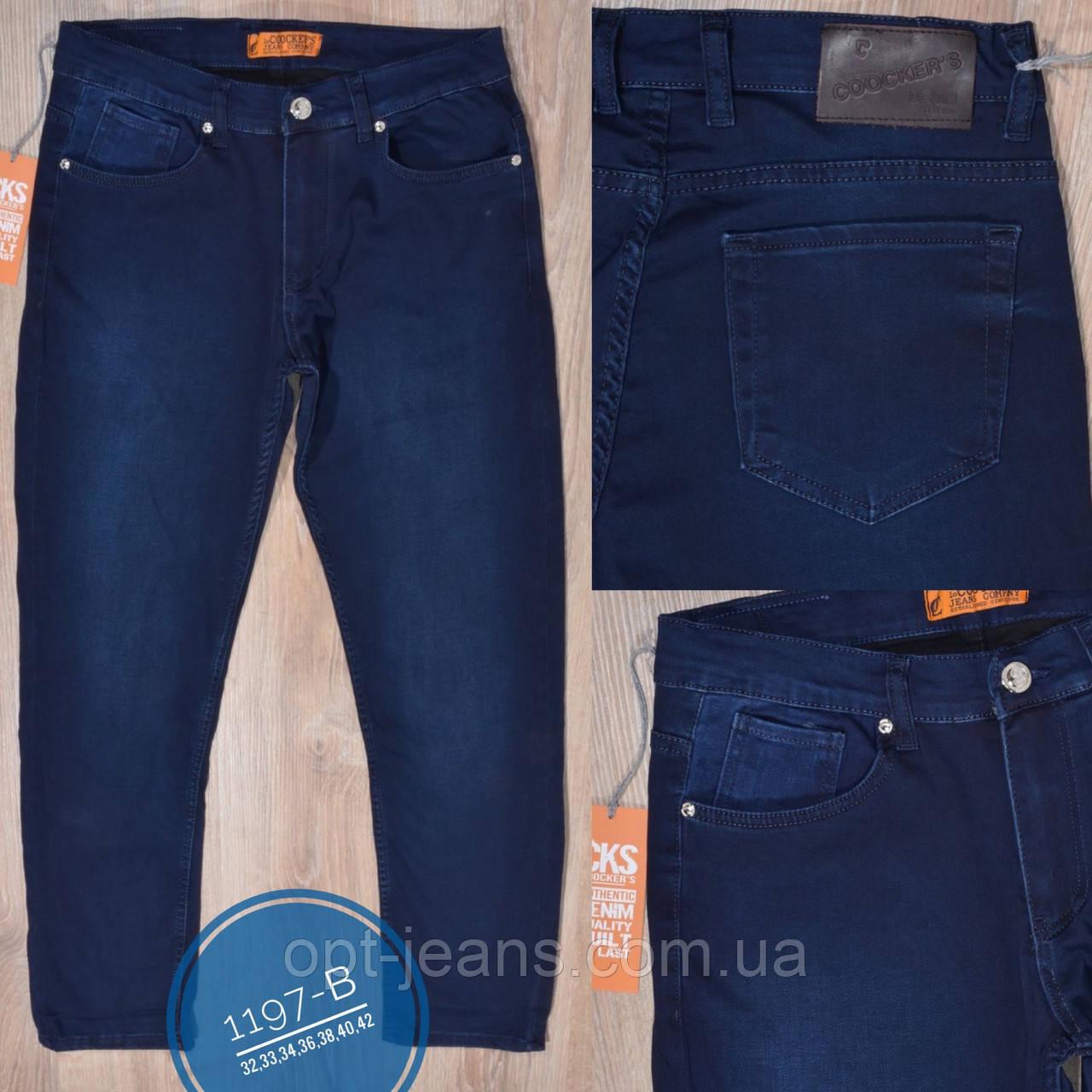 Coockers мужские джинсы (32-42/7ед.)