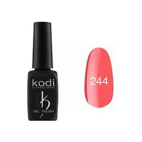 Kodi Gel Polish - гель-лак №244, 8мл