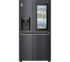 Холодильник с морозильной камерой LG GSX961MCCZ