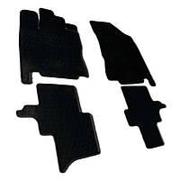 Infiniti QX60 гумові килимки Stingray Premium