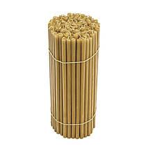 Восковые свечи Желтые 0,5 кг