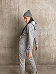 Женский спортивный ангоровый костюм (Батал), фото 3