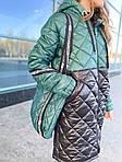 Женская куртка с сумкой, фото 6