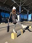 Женская куртка с сумкой, фото 7