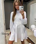 Платье с рукавом фонарик, фото 10