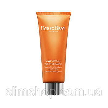 Natura Bisse Антиоксидантная маска-суфле Natura Bisse с витамином C+C Vitamin Souffle Mask 75 мл