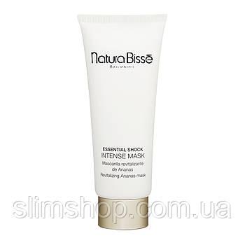 Natura Bisse Essential Shock Intense Mask - Натура Биссе Интенсивная восстанавливающая маска с ананасом