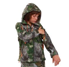 Куртка детская камуфляжная теплая Шторм StormWall PRO Sequoia, фото 3