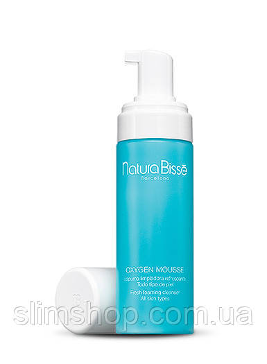Natura Bisse Oxygen Mousse - Натура Биссе Оксигенирующий очищающий мусс