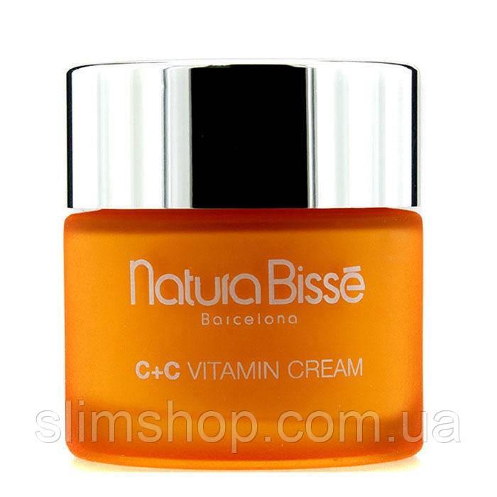 Natura Bisse C+C VITAMIN LINE Cream - Натура Биссе Крем SPF 10 с витаминами C+C