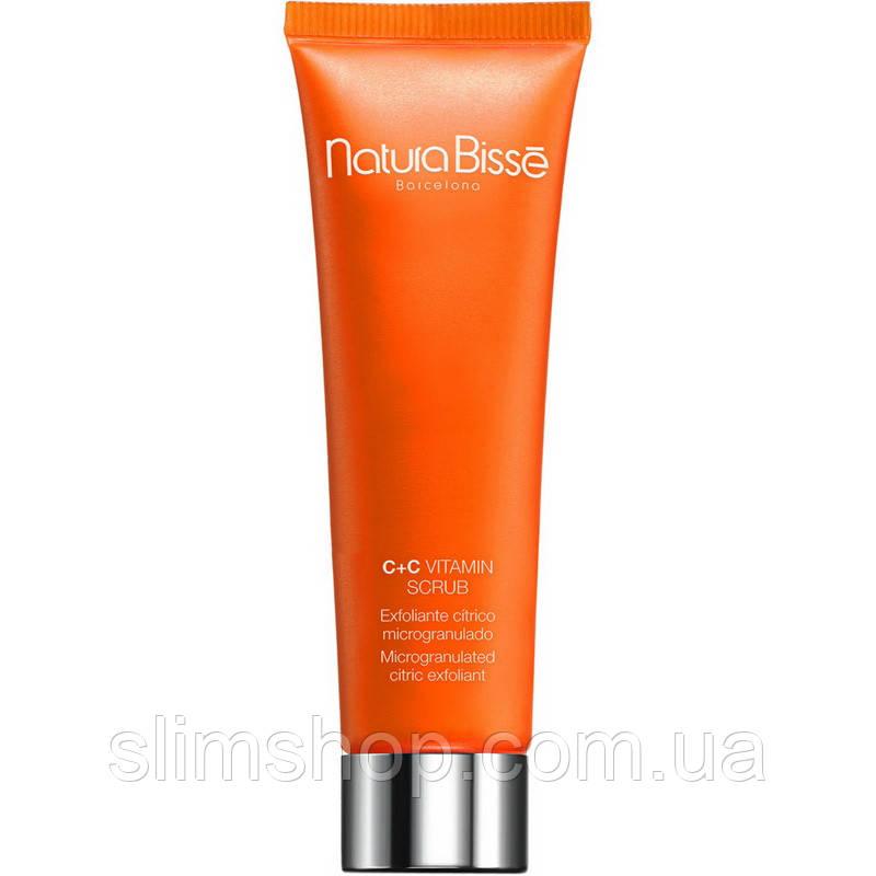 Natura Bisse C+C Vitamin Scrub - Натура Биссе Антиоксидантный крем-скраб