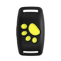 GPS трекер для собак і кішок GPS collar Z8 (Чорний), фото 3