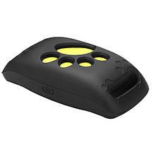 GPS трекер для собак і кішок GPS collar Z8 (Чорний), фото 2