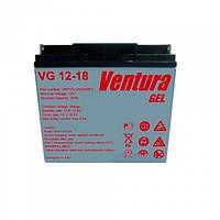Гелевый аккумулятор Ventura VG 12-18 Ah 12V