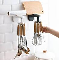 Подвесная система хранения Kitchenware Collecting Hanger, Держатель настенный