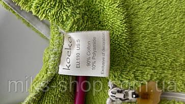 Дитячий салатовий халат розмір 110 ( 110-х), фото 3
