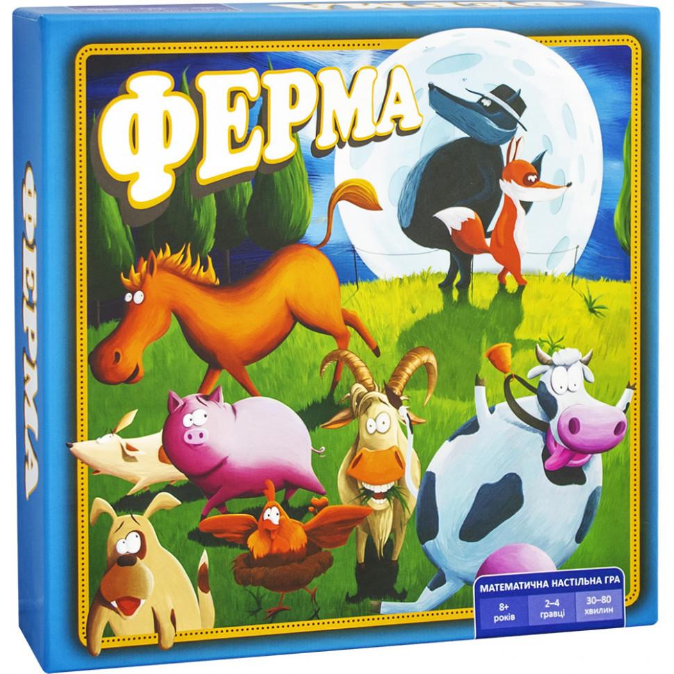 Настольная игра Arial Ферма 910206