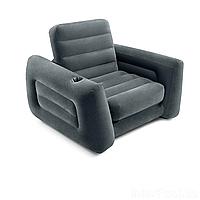 Надувное кресло-трансформер 224*117*66см Intex 66551
