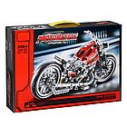 Конструктор Мотобайк JiSi bricks 3354 мотоцикл 374 детали, фото 4