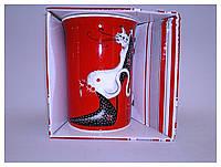 """Чашка """"Кошка в стразах"""" (ассортимент), фото 1"""