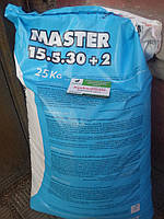 МАСТЕР 15.5.30+2 / MASTER 15.5.30+2 - комплексное минеральное удобрение, Valagro