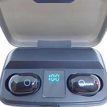 Беспроводные наушники Air Dots J16 Power Bank кейс + LCD индикация