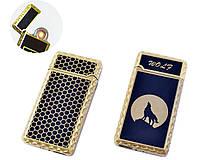 USB зажигалка Волк, фото 1