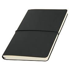 Записная книжка HORISON, А5, кремовый блок в линию. Пр-во Италия. 3 цвета.